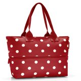 reisenthel Shopper e1 ruby dots